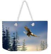 Majestic Eagle Weekender Tote Bag