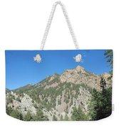 Majestic Eldorado Mountain Weekender Tote Bag