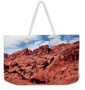 Majestic Red Rocks Weekender Tote Bag