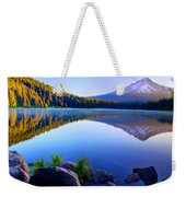Majestic Reflection Weekender Tote Bag