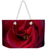 Majestic Rose Weekender Tote Bag