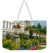 Majestic Salzburg Garden Weekender Tote Bag