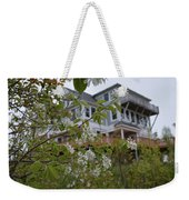 Majestic Structure Weekender Tote Bag