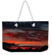 Majestic Sunset 3 Weekender Tote Bag