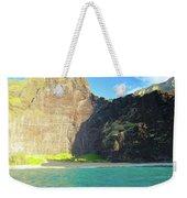 Majestic Wall Western Kauai Weekender Tote Bag