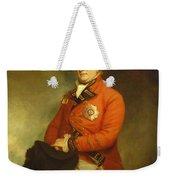 Major-general Sir Archibald Campbell Weekender Tote Bag