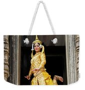 Makala Dancer In Cambodia Weekender Tote Bag