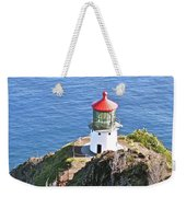 Makapuu Lighthouse 1065 Weekender Tote Bag