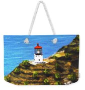 Makapuu Lighthouse #78, Weekender Tote Bag