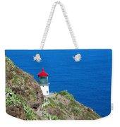 Makapu'u Lighthouse Weekender Tote Bag