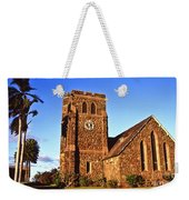 Maui Hawaii Makawao Union Church II Weekender Tote Bag