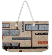 Make Mine Metal Weekender Tote Bag