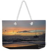 Makena Sunset Weekender Tote Bag