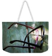 Making A Spectacle Of Themselves Weekender Tote Bag