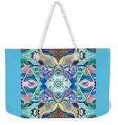 Making Magic - A  T J O D  Arrangement Inverted Weekender Tote Bag