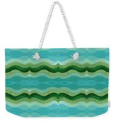 Making Waves Weekender Tote Bag