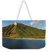 Makua, Oahu Weekender Tote Bag