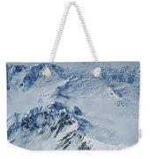 Malaspina Glacier Weekender Tote Bag