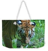 Malayan Tiger # 2 Weekender Tote Bag