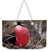 Magnificient Frigatebird  Weekender Tote Bag