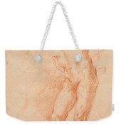 Male Nude [verso] Weekender Tote Bag