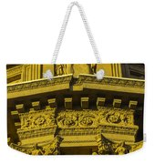 Male Statue Palace Of Fine Arts Weekender Tote Bag