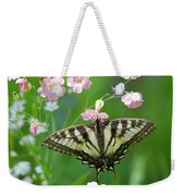 Male Tiger Swallowtail 5416 Weekender Tote Bag