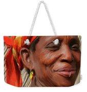 Maleea Weekender Tote Bag