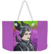 Maleficent Weekender Tote Bag