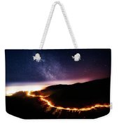 Malibu Canyon Ring Of Fire Weekender Tote Bag
