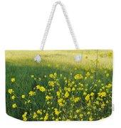 Malibu Creek Wildflowers Weekender Tote Bag