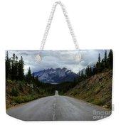 Maligne Lake Road Jasper National Park Weekender Tote Bag