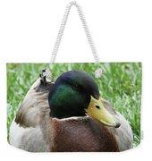 Mallard Duck #2 Weekender Tote Bag