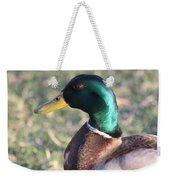 Mallard Green Weekender Tote Bag