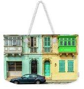 Maltase Style Doors And Windows  Weekender Tote Bag