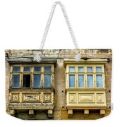 Maltase Style Windows  Weekender Tote Bag