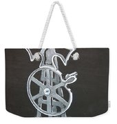 Maltese Cross Gears Weekender Tote Bag