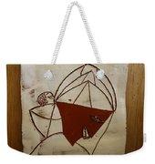 Mama 8 - Tile Weekender Tote Bag