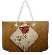 Mama 9 - Tile Weekender Tote Bag