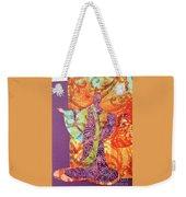 Mama Butterfly Weekender Tote Bag