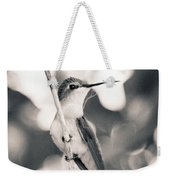 Mama Hummingbird Weekender Tote Bag