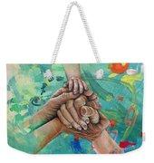 Mamma's Hands Weekender Tote Bag