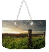 Mammatus Sunset Weekender Tote Bag
