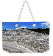 Mammoth Hot Springs2 Weekender Tote Bag