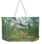 Mammoth Mountain Weekender Tote Bag