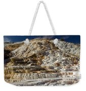 Mammouth Hot Springs Weekender Tote Bag
