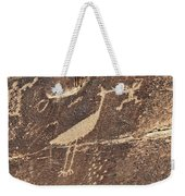 Man In Beak Weekender Tote Bag