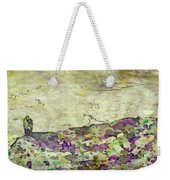 Man In The Lansdscape By Mary Bassett Weekender Tote Bag