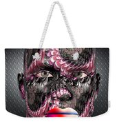 Studio Man Render 21 Weekender Tote Bag
