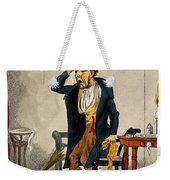 Man With Excruciating Headache, 1835 Weekender Tote Bag